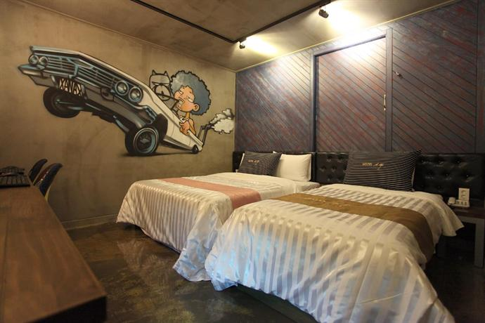 Sopoong Hotel Daejeon - dream vacation
