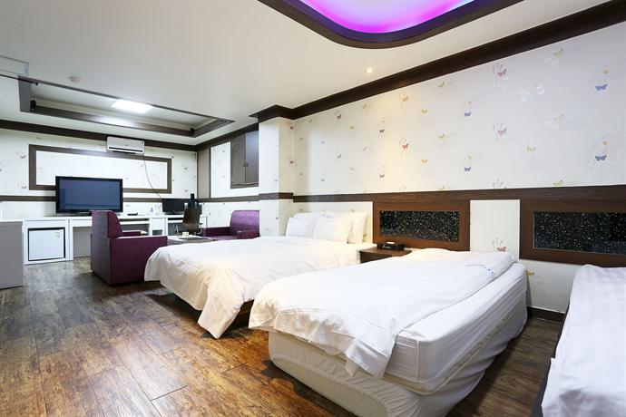 I Hotel Suwon - dream vacation