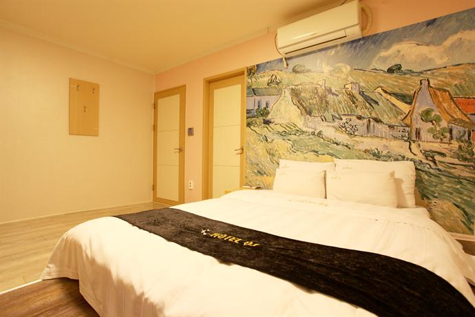 Chuncheon OZ Hotel - dream vacation