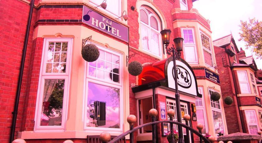 P&J Hotel Nottingham - dream vacation