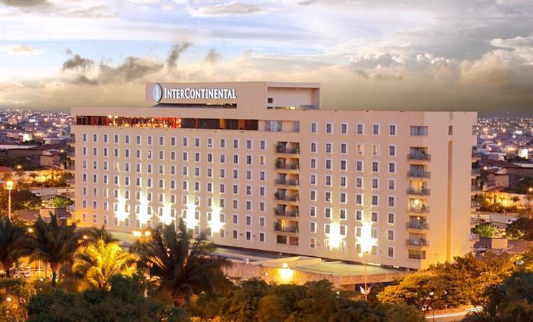 Intercontinental Hotel Cali - dream vacation