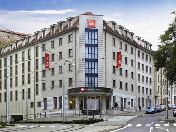 Ibis Bratislava Centrum - dream vacation