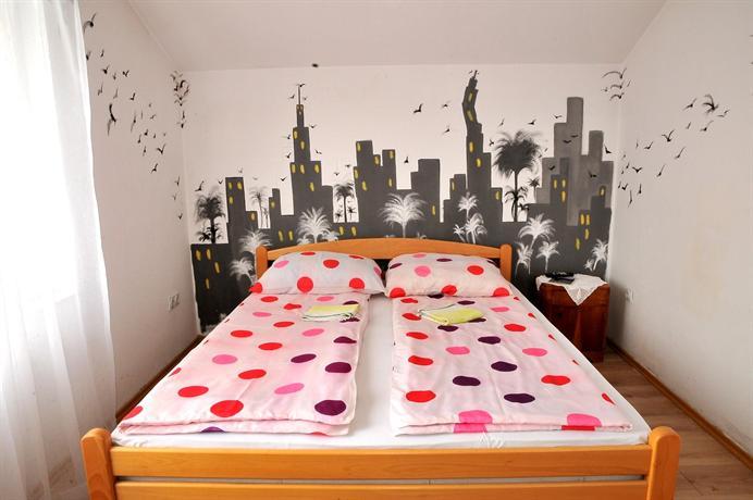 Hostel Room - dream vacation