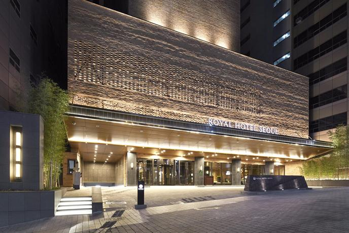 Royal Hotel Seoul - dream vacation