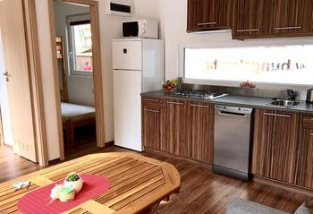 Bungalow Eco Mobile Homes Galeb Omis - dream vacation