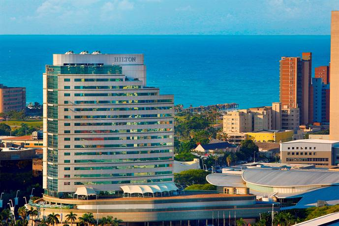 Hilton Durban - dream vacation