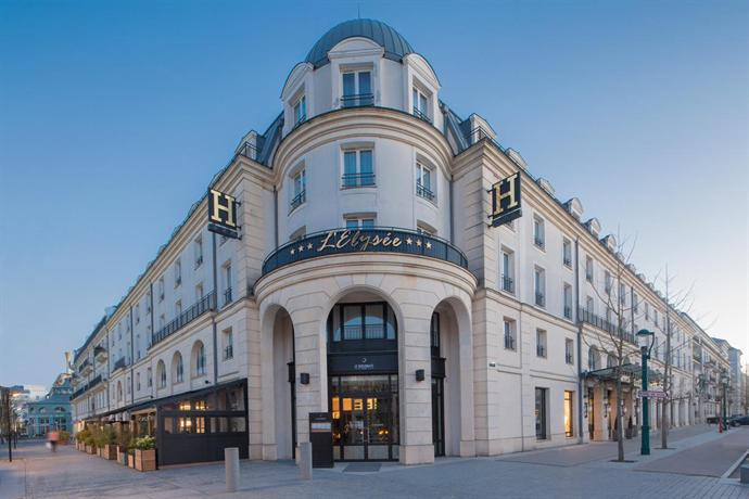 Hotel l\'Elysee Val d\'Europe - dream vacation