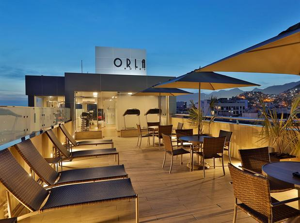 Orla Copacabana Hotel - dream vacation