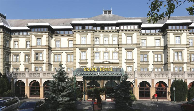 Danubius Grand Hotel Margitsziget - dream vacation