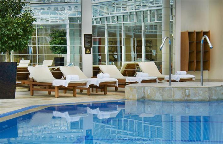 Hilton Birmingham Metropole - dream vacation