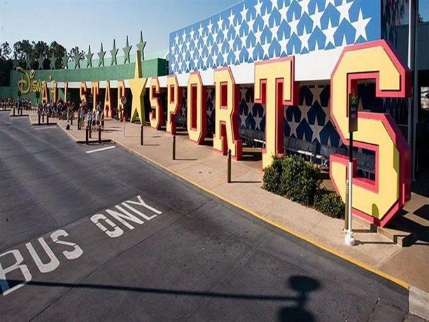 Disney\'s All-Star Sports Resort - dream vacation