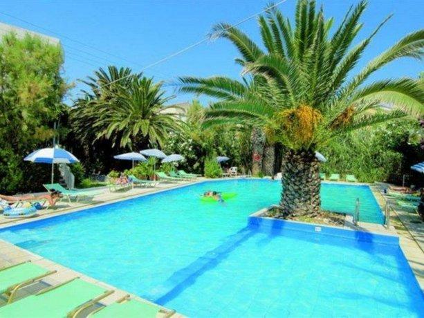 Maravel Land Beach Hotel Arkadi - dream vacation