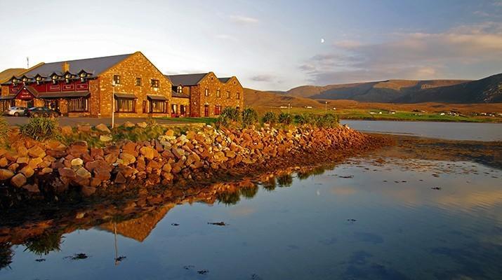 Achill Sound Hotel - dream vacation