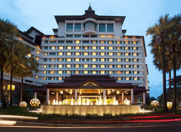 Sedona Hotel Yangon - dream vacation