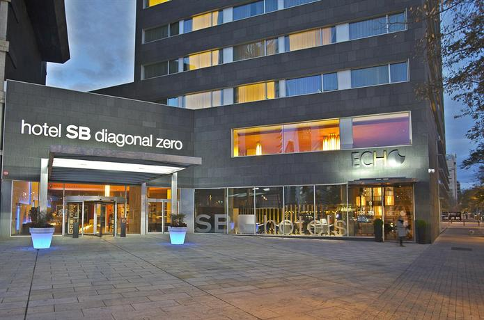 Hotel SB Diagonal Zero Barcelona - dream vacation