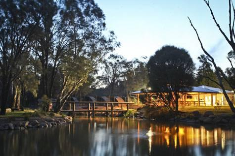 Billabong Camp, Taronga Western Plains Zoo, Dubbo