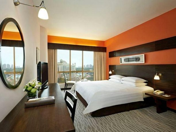 Sunway Pyramid Tower East - dream vacation