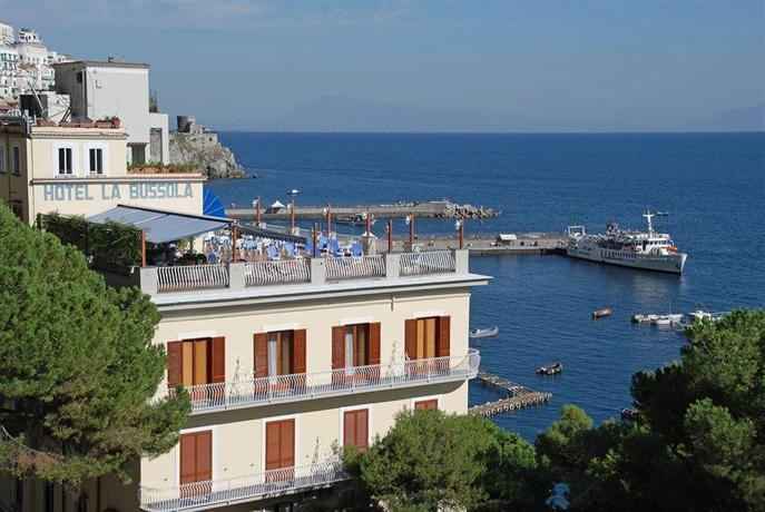Hotel La Bussola Amalfi - dream vacation