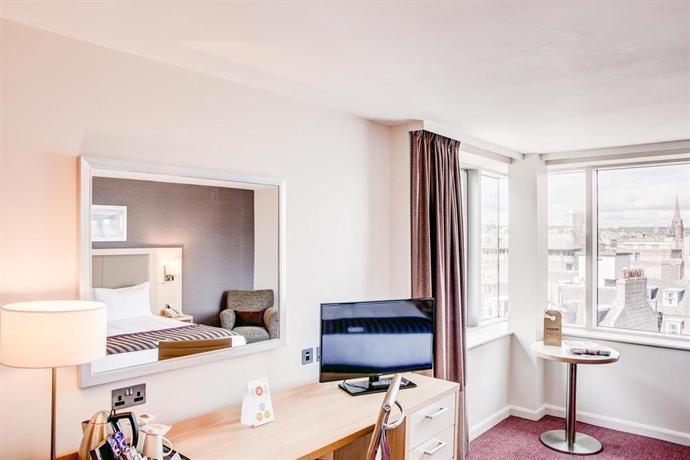 Jurys Inn Aberdeen - dream vacation