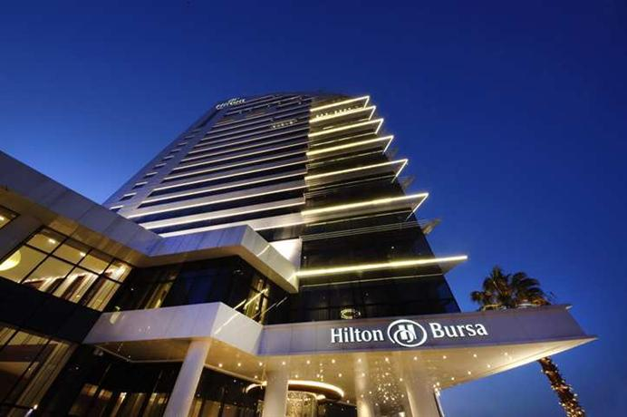 Hilton Bursa Convention Center & Spa - dream vacation