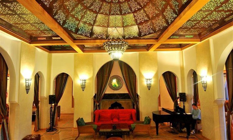 Hotel Les Jardins de l\'Agdal - dream vacation