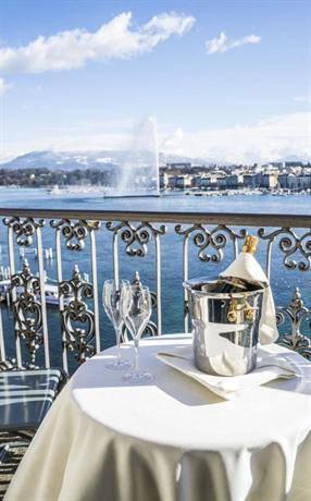 Hotel de la Paix Geneva a Ritz-Carlton Partner Hotel - dream vacation
