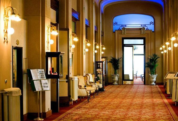 Palace Grand Hotel - dream vacation