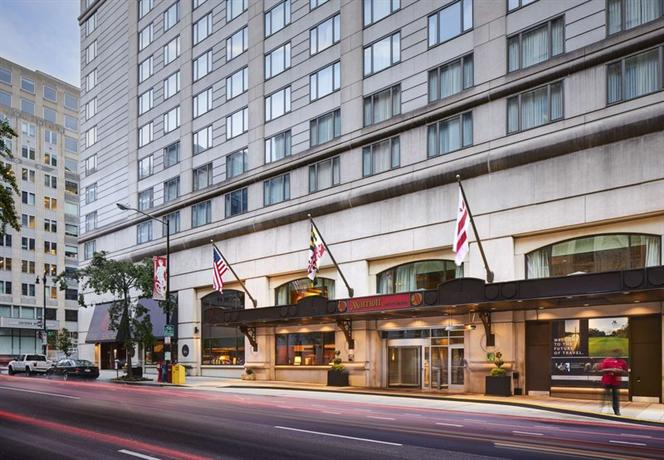 Washington Marriott at Metro Center - dream vacation