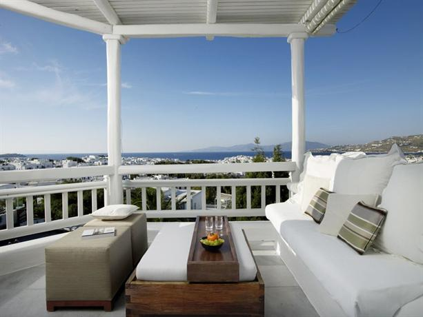 Hotel Belvedere Mykonos - dream vacation
