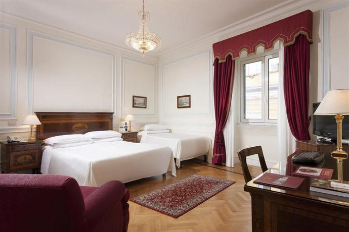 Quirinale Hotel - dream vacation