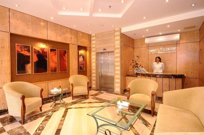 Green Plaza Inn Hotel Alexandria - dream vacation