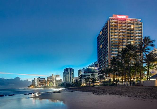 Marriott San Juan Resort & Stellaris Casino - dream vacation