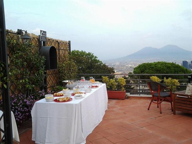 Culture Hotel Villa Capodimonte - dream vacation