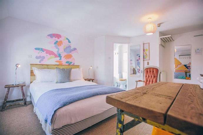 Artist Residence Hotel & Gallery Penzance - dream vacation