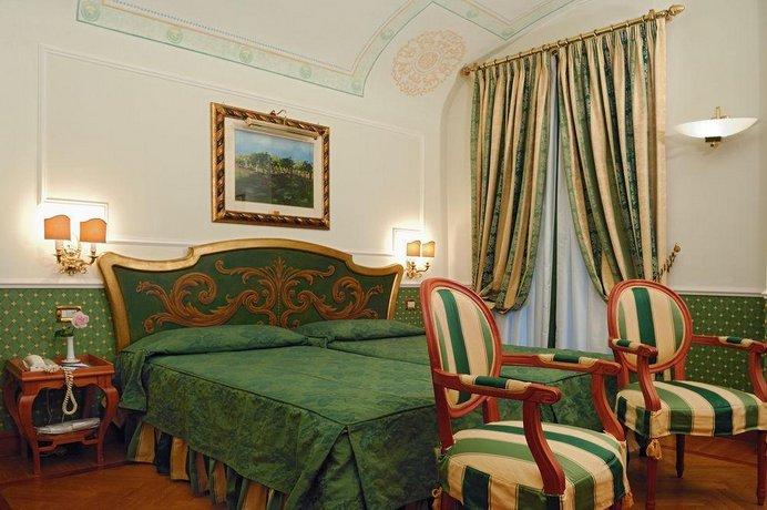 Hotel Giulio Cesare Rome - dream vacation