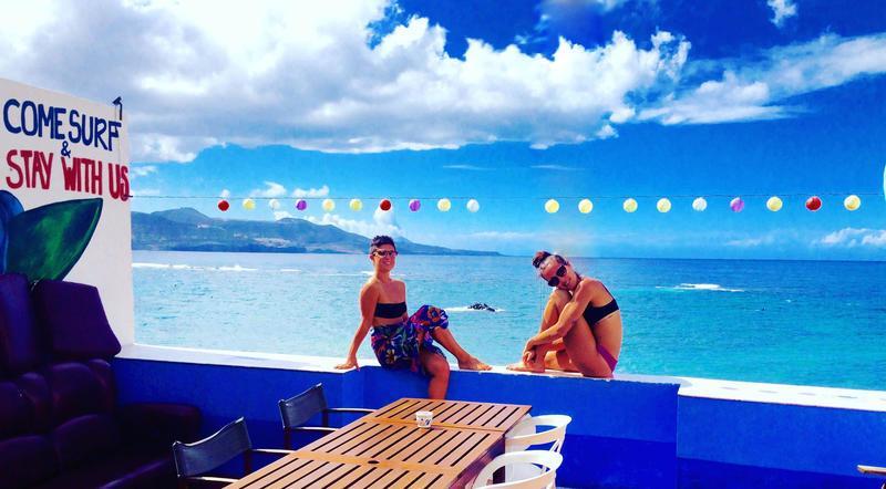 La Ventana Azul - Surf & Beach House Hostel - dream vacation