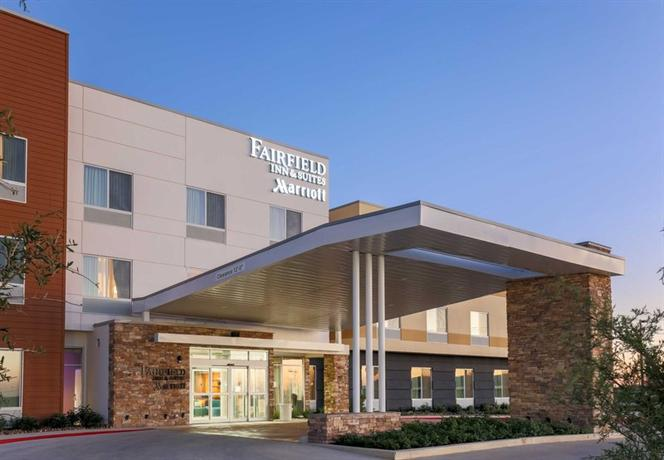 Fairfield Inn & Suites Pleasanton - dream vacation