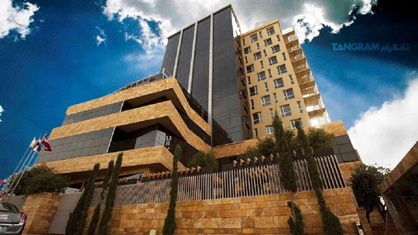 Tangram Hotel Erbil - dream vacation