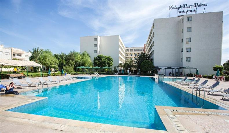 Zalagh Parc Palace - dream vacation