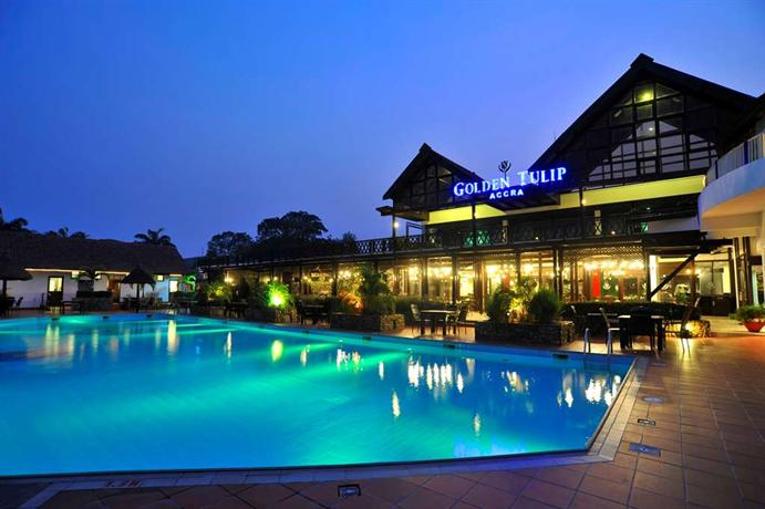 Golden Tulip Accra - dream vacation