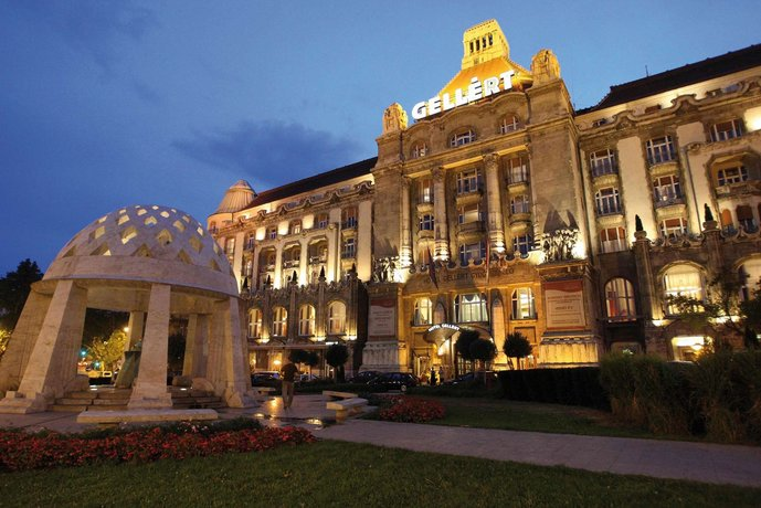 Danubius Hotel Gellert - dream vacation
