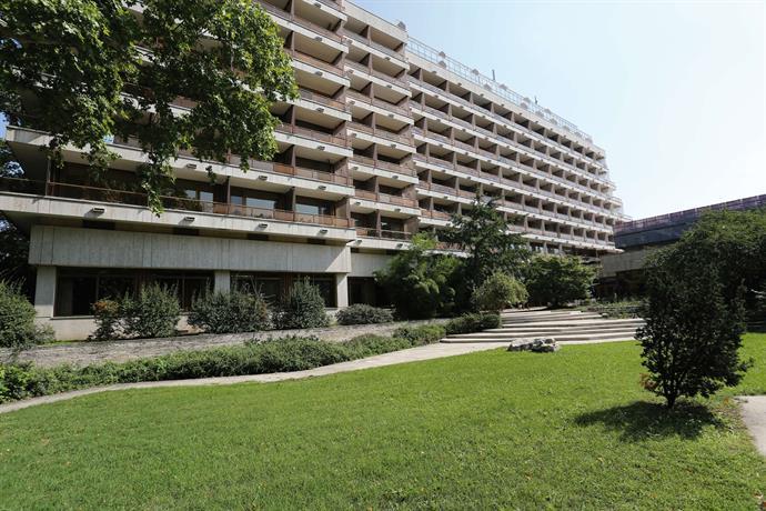 Danubius Health Spa Resort Margitsziget - dream vacation