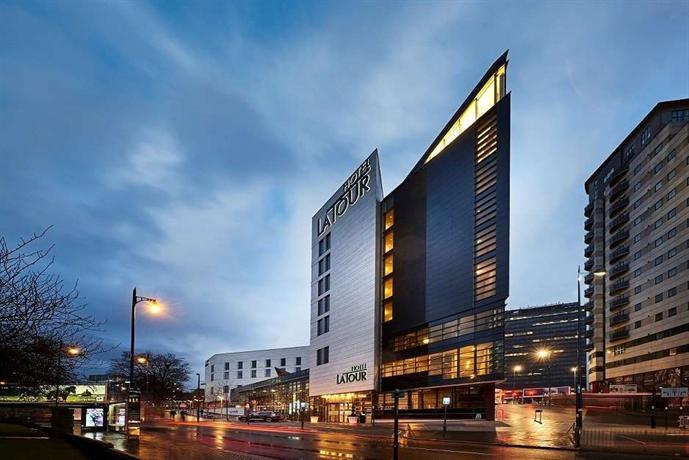 Hotel La Tour Birmingham - dream vacation