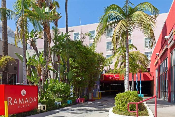 Ramada Plaza By Wyndham West Hollywood