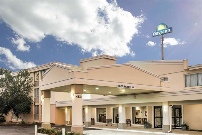 Days Inn Springfield/Chicopee MA