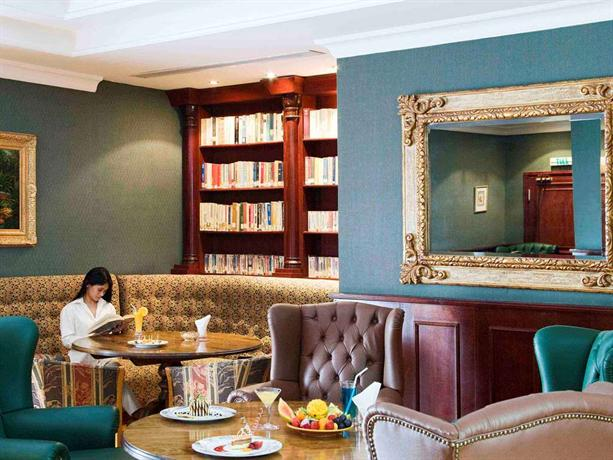Mercure Grand Hotel Doha City Centre - dream vacation