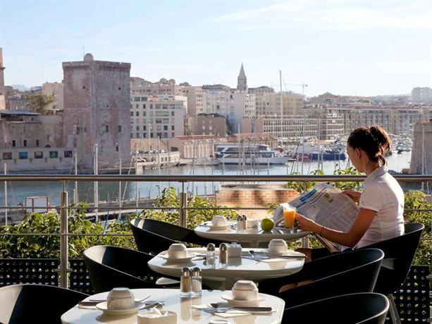 Novotel Marseille Vieux Port - dream vacation