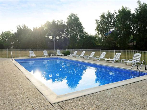Novotel Bayeux - dream vacation