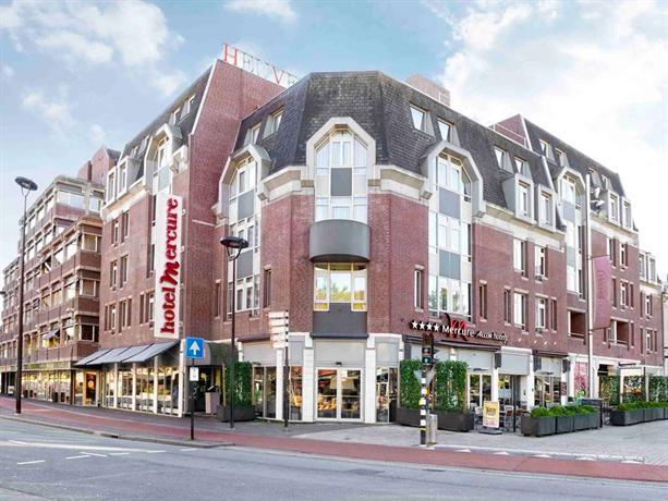 Mercure Hotel Tilburg Centrum - dream vacation