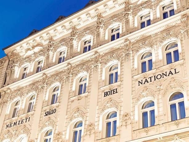 Hotel Nemzeti Budapest - MGallery by Sofitel - dream vacation